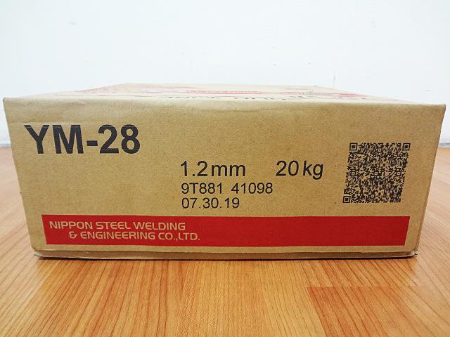日鉄溶接工業 ソリッドワイヤ YM-28-4