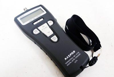 マスプロ デジタルレベルチェッカー LCT4-1