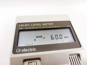 大井電気 多機能レベル測定器 LM-311-4