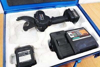 泉精器製作所 充電式ケーブルカッタ REC-LI50-1