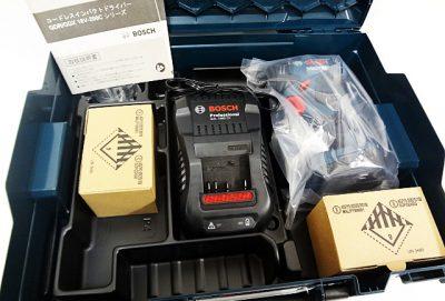 ボッシュ コードレスインパクトドライバー GDR18V-200C-1