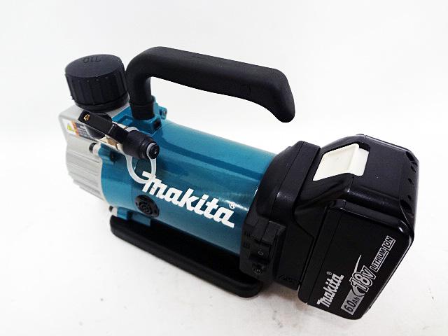 makita 充電式真空ポンプ VP180D-4