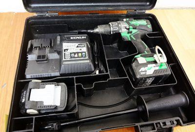 日立工機 コードレス振動ドライバドリル DV36DA-1