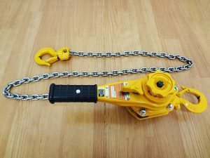 キトー レバーブロック LB008-1