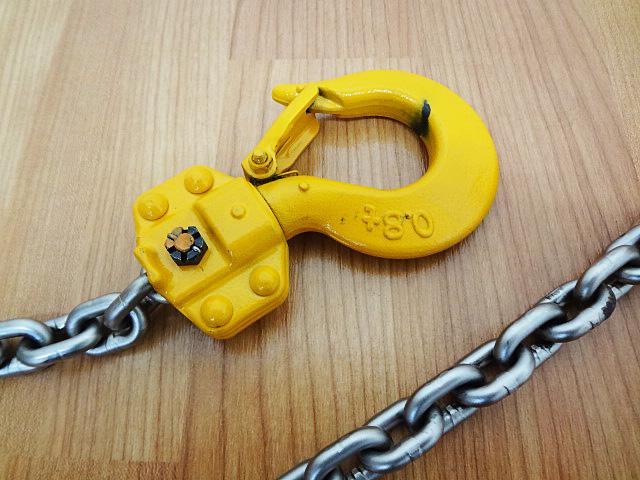 キトー レバーブロック LB008-4