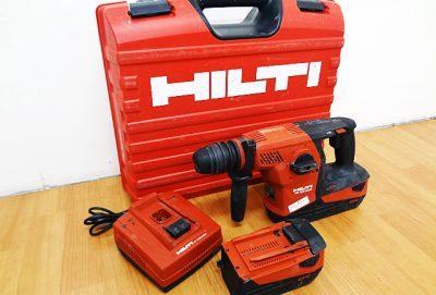 HILTI 充電式ロータリハンマードリル TE30-A36-1