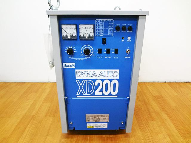 ダイヘン CO2/MAG溶接機 ダイナオート XD-200-2