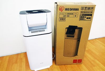 アイリスオーヤマ 衣類乾燥除湿機 IJD-150-1