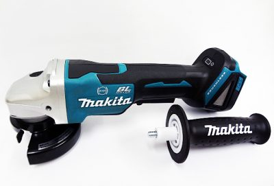 makita 充電式ディスクグラインダ GA408D-1