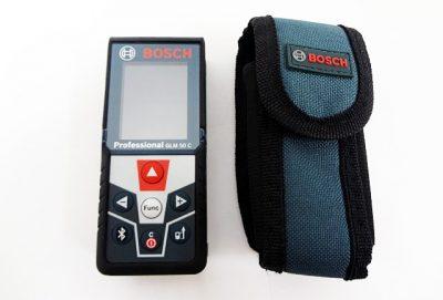 BOSCH データ転送レーザー距離計 GLM50C-1