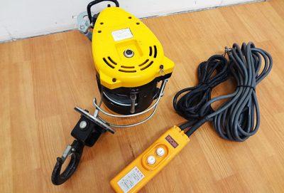 リョービ 電動ウインチ WI-125-1