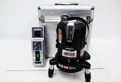 タジマ NAVITERAレーザー墨出し器 ML10N-KYR-1