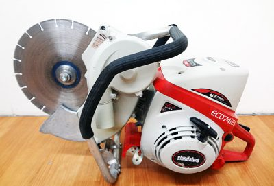 Shindaiwa エンジンカッター集塵タイプ ECD7412S-1