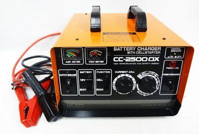 セルスター バッテリー充電器 CC-2500DX-1