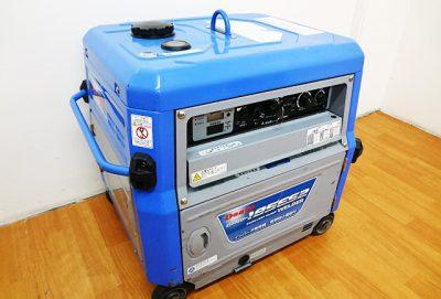 Denyo ガソリンエンジン溶接機 GAW-185ES2-1