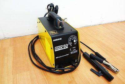 スター電器 100V専用直流インバータ溶接機 SIM-60-1