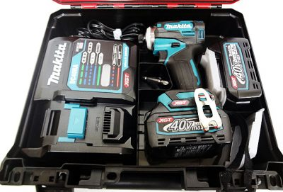 makita 40V充電式インパクトドライバ TD001GRDX-1