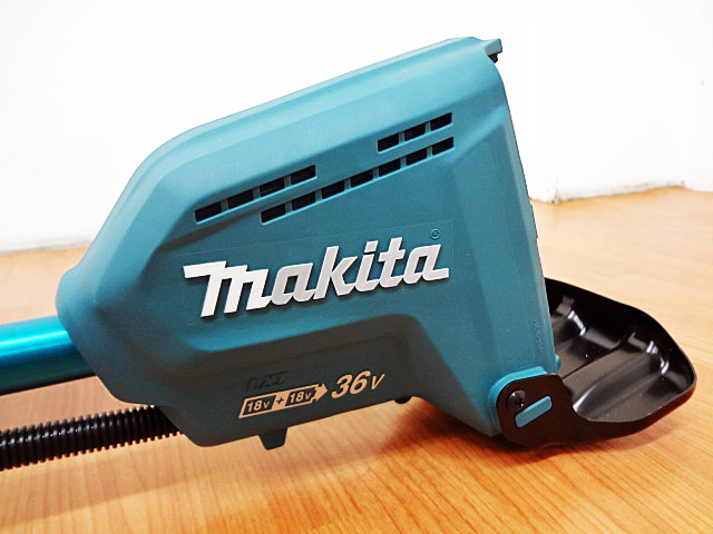 makita 充電式草刈機 MUR368UDG2-2