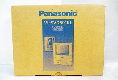 Panasonic テレビドアホン VL-SVD501KL-1