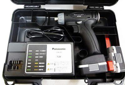 Panasonic 充電ドリルドライバ EZ7420LA2S-1