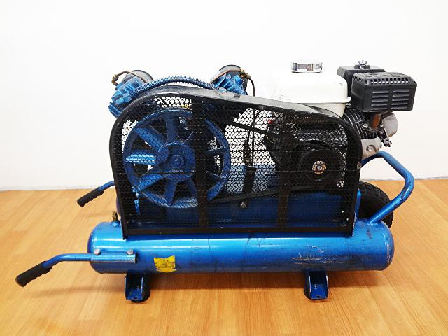 PUMA エンジンコンプレッサ PUK5508G-4