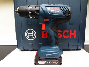 ボッシュ コードレス振動ドライバドリル GSB18V-LI-2