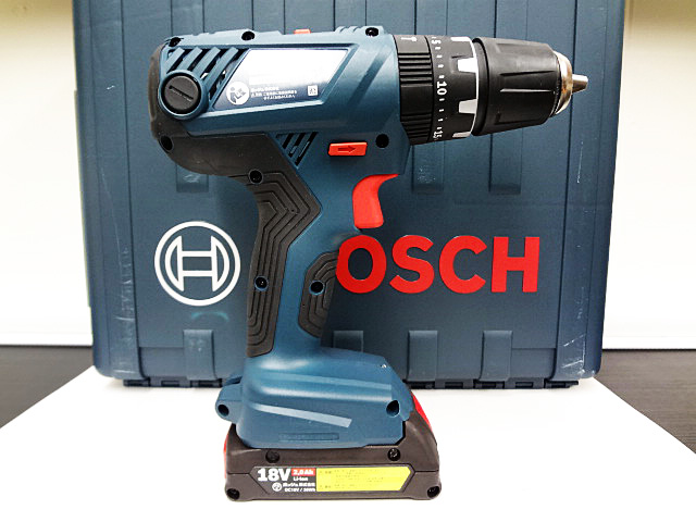 ボッシュ コードレス振動ドライバドリル GSB18V-LI-3