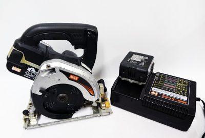 マックス 125mm充電式丸のこ PJ-CS51-1