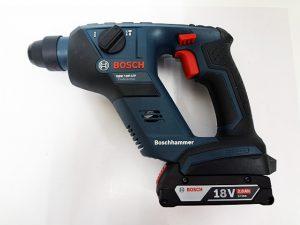 ボッシュ バッテリーハンマードリル GBH18V-LIY-2