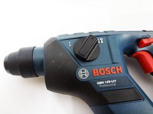 ボッシュ バッテリーハンマードリル GBH18V-LIY-4