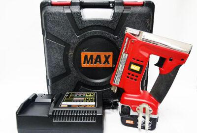 MAX バッテリタッカ TG-Z3-BC-1