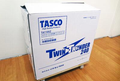 TASCO ポータブル冷媒回収装置 TA110XZ-1