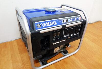 YAMAHA インバータ発電機 EF2500i 中古品-1
