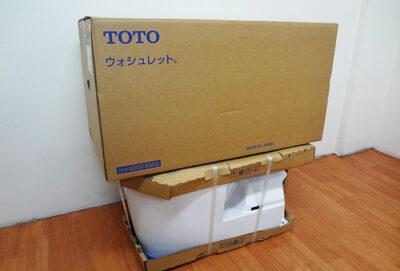 TOTO ウォシュレット一体型便器 CES435-1