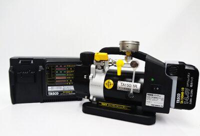 TASCO ウルトラミニ充電式真空ポンプ TA150MR-1
