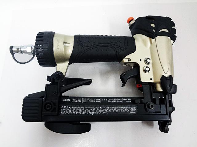 日立工機 25mmタッカ N2504MB 中古品-3