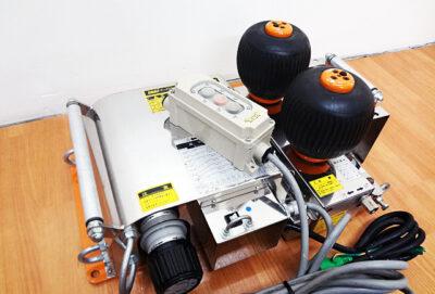 育良精機 ケーブル中間送り機 パワーボール IS-180FBO-1