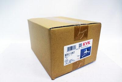 KVK シングルレバー混合栓 MSK110KT 未使用品-1