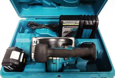 マキタ 充電式チップソーカッタ CS551DRG 中古品-1