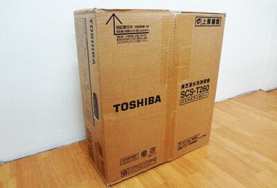 TOSHIBA 温水洗浄便座 SCS-T260-1