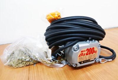 象印 小型電気チェーンブロック BS-020-1