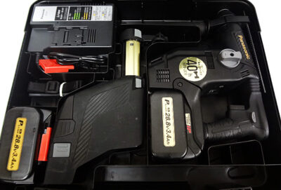 Panasonic 充電ハンマードリル EZ7881PC2VT1-1