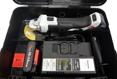 Panasonic 充電ディスクグラインダー EZ46A2PN2G-1