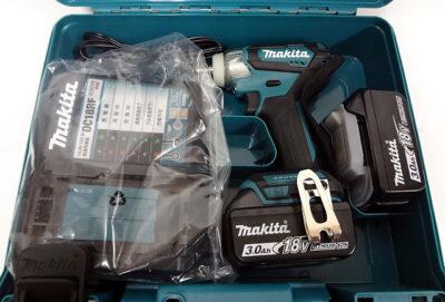 マキタ 充電式インパクトレンチ TW181DRFX-1