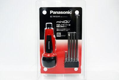 Panasonic 充電ミニドライバー EZ7412S-1