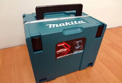 マキタ 充電式ハンマドリル HR001GRDX-1