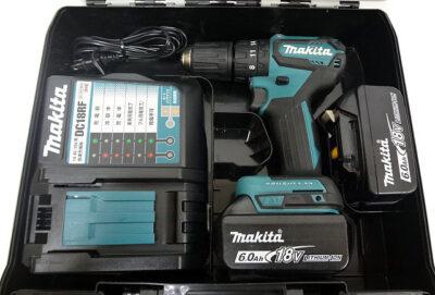 マキタ 充電式震動ドライバドリル HP483D-1