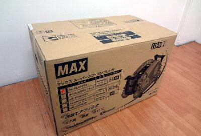MAX エアコンプレッサ AK-HL1270E3-1