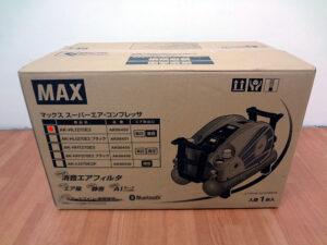 MAX エアコンプレッサ AK-HL1270E3-2
