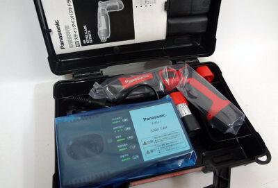 Panasonic 充電スティックインパクトドライバ EZ7521LA2S-1